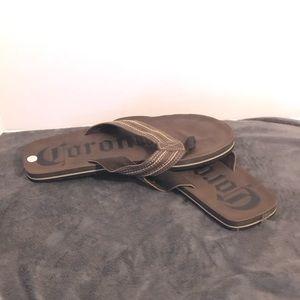 Corona flip flops size 13 new